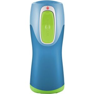 STICLA DE APA PENTRU COPII - RUNABOUT BLUE GREEN 360 ml, Contigo