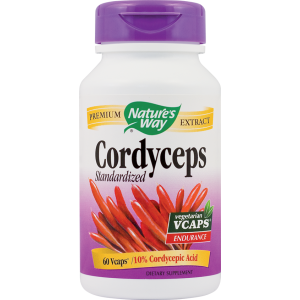 CORDYCEPS SE 60 capsule, Nature's Way