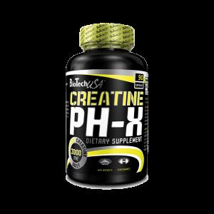 CREATINE PH-X, 90/210 capsule, Biotech Nutrition