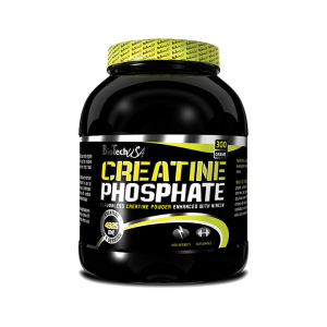 CREATINE PHOSPHATE 300 g, Biotech Nutrition