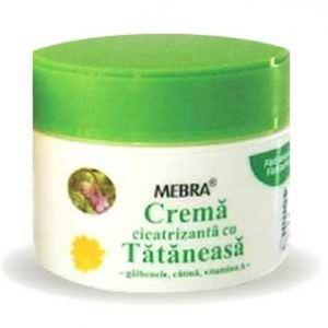 CREMA CICATRIZANTA CU TATANEASA 45 ml, Mebra