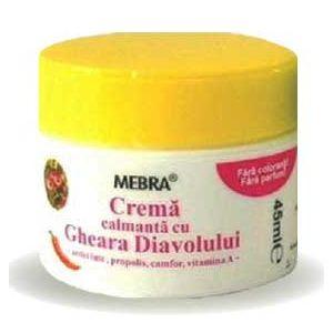 CREMA CU GHEARA DIAVOLULUI 45 ml, Mebra