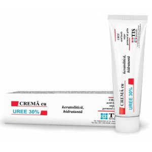 CREMA CU UREE 30%, 50 ml, Tis Farmaceutic