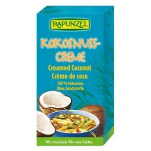 CREMA DE COCOS BIO 2 x 50 g, Rapunzel
