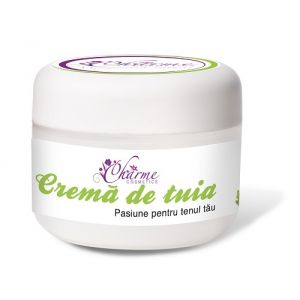 CREMA DE TUIA 50 ml, Charme Cosmetics