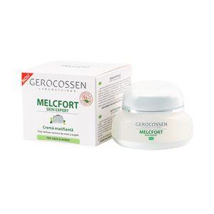 CREMA MATIFIANTA PENTRU TEN GRAS SI ACNEIC - MELCFORT 35 ml, Gerocossen