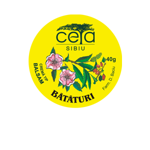 UNGUENT BATATURI 40 g, Ceta Sibiu