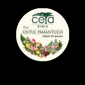 UNGUENT DE UNTUL PAMANTULUI 40 g, Ceta Sibiu