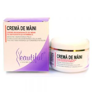 CREMA DE MAINI Beautiful Cosmetics, 50 ml, Phenalex