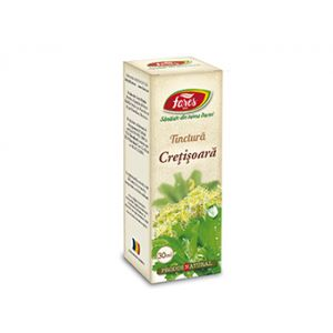 CRETISOARA, Tinctura 30 ml, Fares