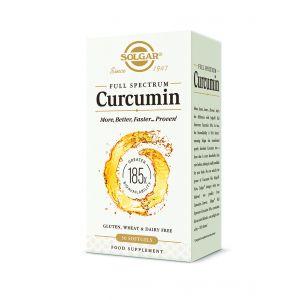 CURCUMIN FULL SPECTRUM 30 capsule moi, Solgar