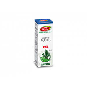 FAREBIL D48, Soluție 10 ml, Fares
