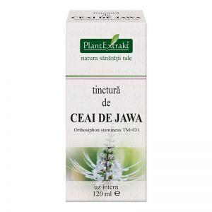 CEAI DE JAWA - Orthosiphon Stamineus, Tinctura 120 ml, Plant Extrakt