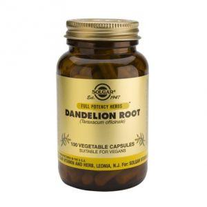 DANDELION ROOT 380 mg, 100 capsule, Solgar