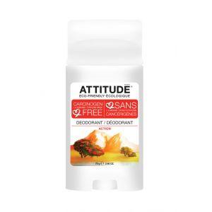 DEODORANT ACTION PENTRU BARBATI, 70 g, Attitude