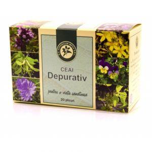 DEPURATIV, Ceai 20 plicuri, Hypericum Impex