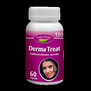 DERMA TREAT 60 capsule, Indian Herbal