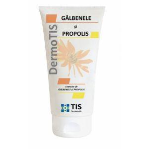 GALBENELE SI PROPOLIS UNGUENT - DERMOTIS, 50 ml, Tis Farmaceutic