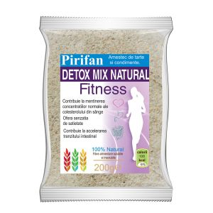DETOX MIX NATURAL FITNESS 200 g, Pirifan
