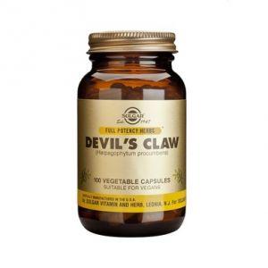 DEVILS CLAW 100 capsule, Solgar