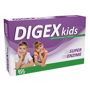 DIGEX KIDS 10 plicuri, Fiterman Pharma