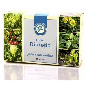 DIURETIC, Ceai 20 plicuri, Hypericum Impex
