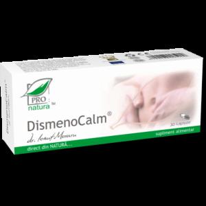 DISMENOCALM, 30/150 capsule, Laboratoarele Medica