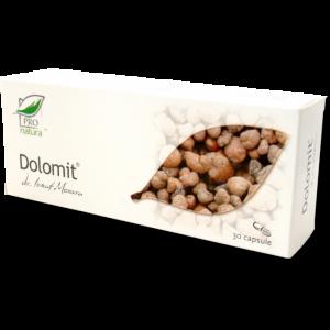DOLOMIT, 30/60/200 capsule, Laboratoarele Medica
