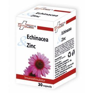 ECHINACEA & ZINC, 30 capsule, FarmaClass