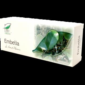 EMBELIA, 30/150 capsule, Laboratoarele Medica