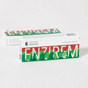 ENZIREM 20 comprimate, Laboratoarele Remedia