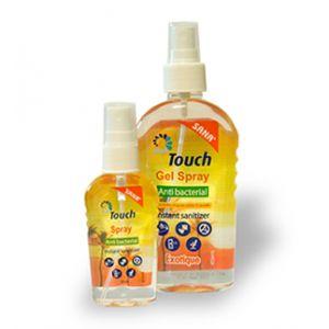 GEL SPRAY ANTIBACTERIAN EXOTIQUE 59 ml, Touch