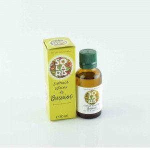 EXTRACT ULEIOS DE BUSUIOC 30 ml, Solaris