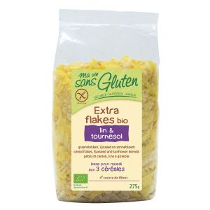 EXTRAFULGI IN SI FLOAREA SOARELUI BIO 275 g, Ma Vie Sans Gluten