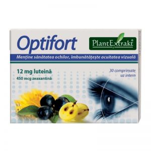 OPTIFORT 30 comprimate, Plant Extrakt