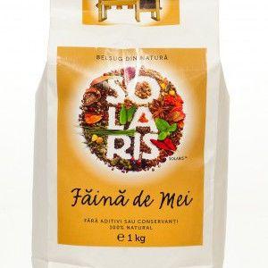 FAINA INTEGRALA DE MEI 1 kg, Solaris