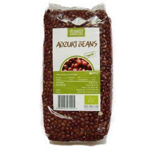 FASOLE AZUKI BIO, 500 g, Dragon Superfoods