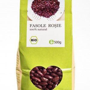FASOLE ROSIE BIO 500 g, Longevita