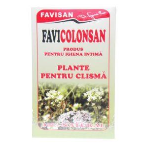 FAVICOLONSAN - CEAI PENTRU CLISMA, 150 g, Favisan