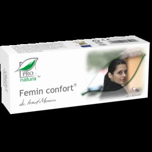 FEMIN CONFORT, 30 capsule, Laboratoarele Medica