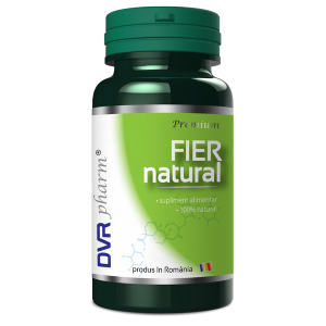 FIER NATURAL 60 capsule, DVR Pharm