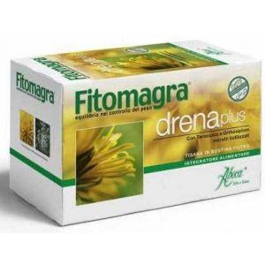 FITOMAGRA DRENA PLUS, Ceai 20 plicuri, Aboca