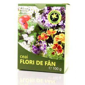 FLORI DE FAN, Ceai 100 g, Hypericum Impex