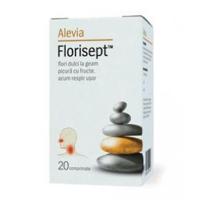 FLORISEPT 20 comprimate, Alevia