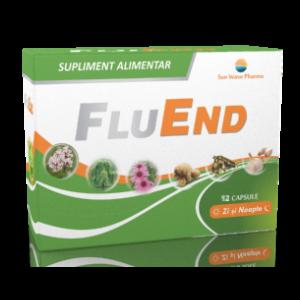 FLUEND 12 capsule, Sun Wave Pharma