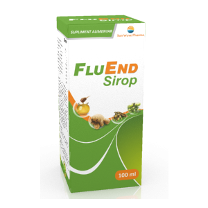 FLUEND SIROP 100 ml, Sun Wave Pharma