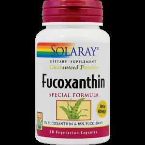 FUCOXANTHIN 30 capsule, Solaray