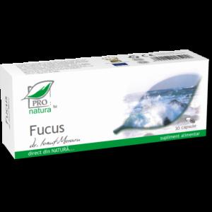 FUCUS 185 mg, 30/60 capsule, Laboratoarele Medica