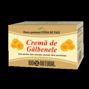 CREMA DE GALBENELE 100 ml, Ambro Plant