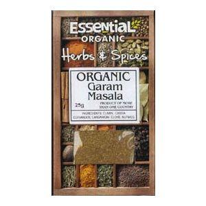 GARAM MASALA BIO, 25 g, Essential